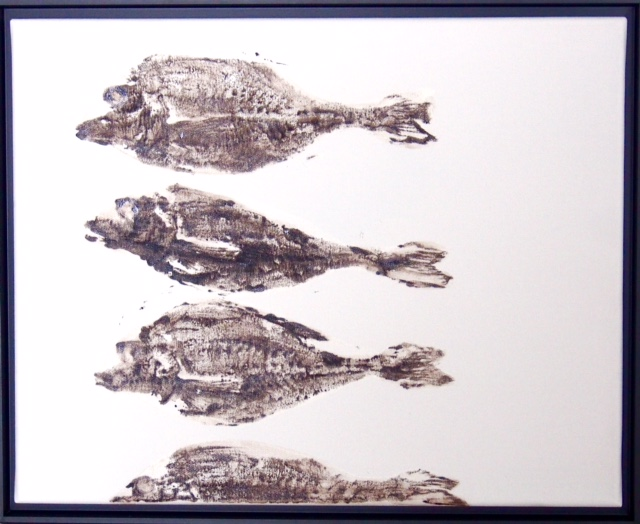 """""""Die vier Doras"""" - 53 x 43 cm"""